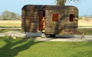 Bydlení v maringotce - caravan