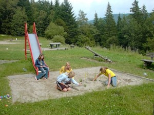 Jak vyrobit pískoviště