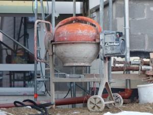 Jak namíchat beton